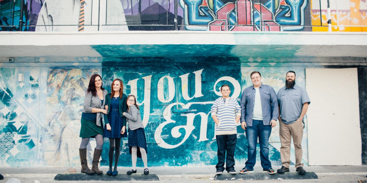 Forever Family in Las Vegas | Las Vegas Vacation Photographer