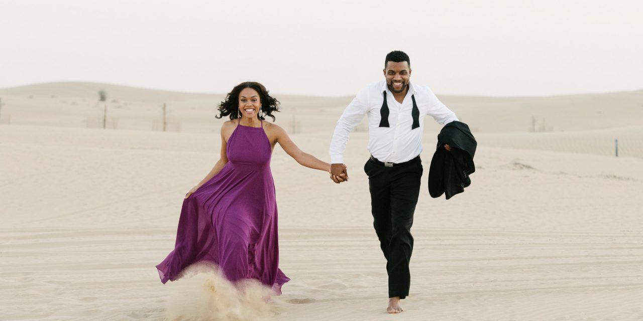Runaway Romance in Dubai | Dubai Vacation Photographer