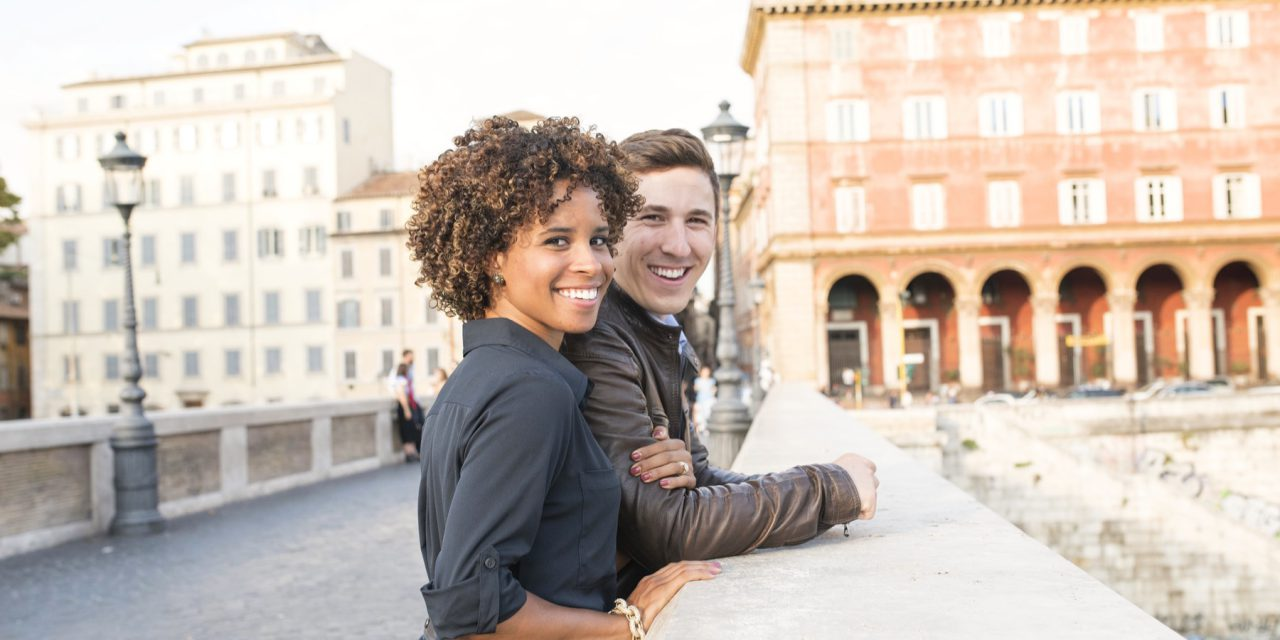 Reliving College Romance in Rome | Rome Vacation Photographer