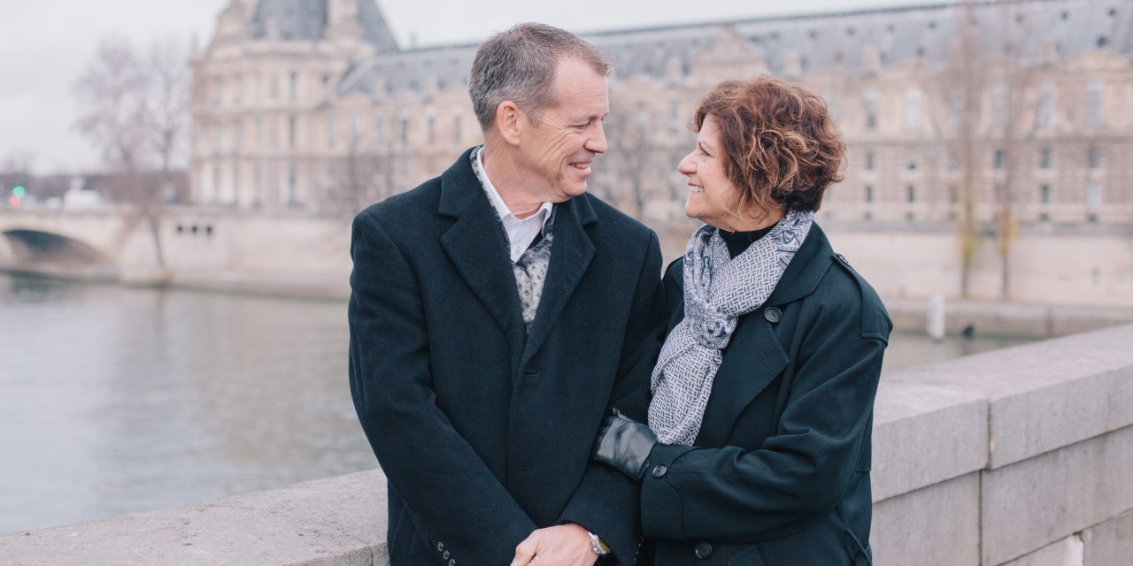 Celebrating 'Second Home' in Paris | Paris Vacation Photographer