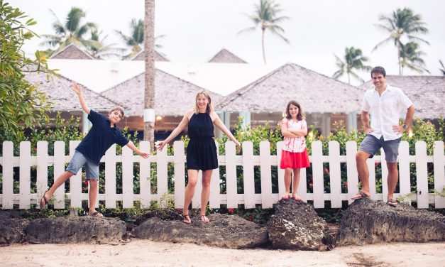 Family Adventure on the Beach in Barbados | Barbados Vacation Photographer