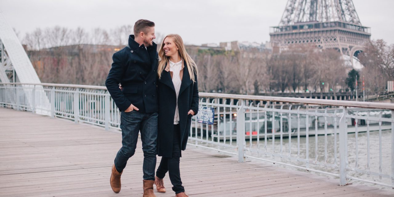 A Special Anniversary Abroad in Paris | Paris Vacation Photographer
