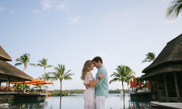 Honeymoon Paradise in Mauritius