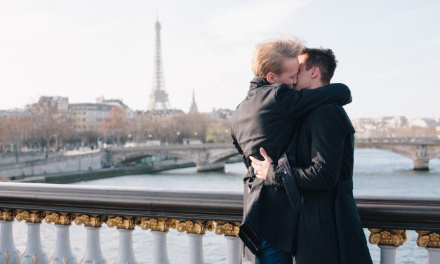 A Perfect Parisian New Year's Eve Proposal
