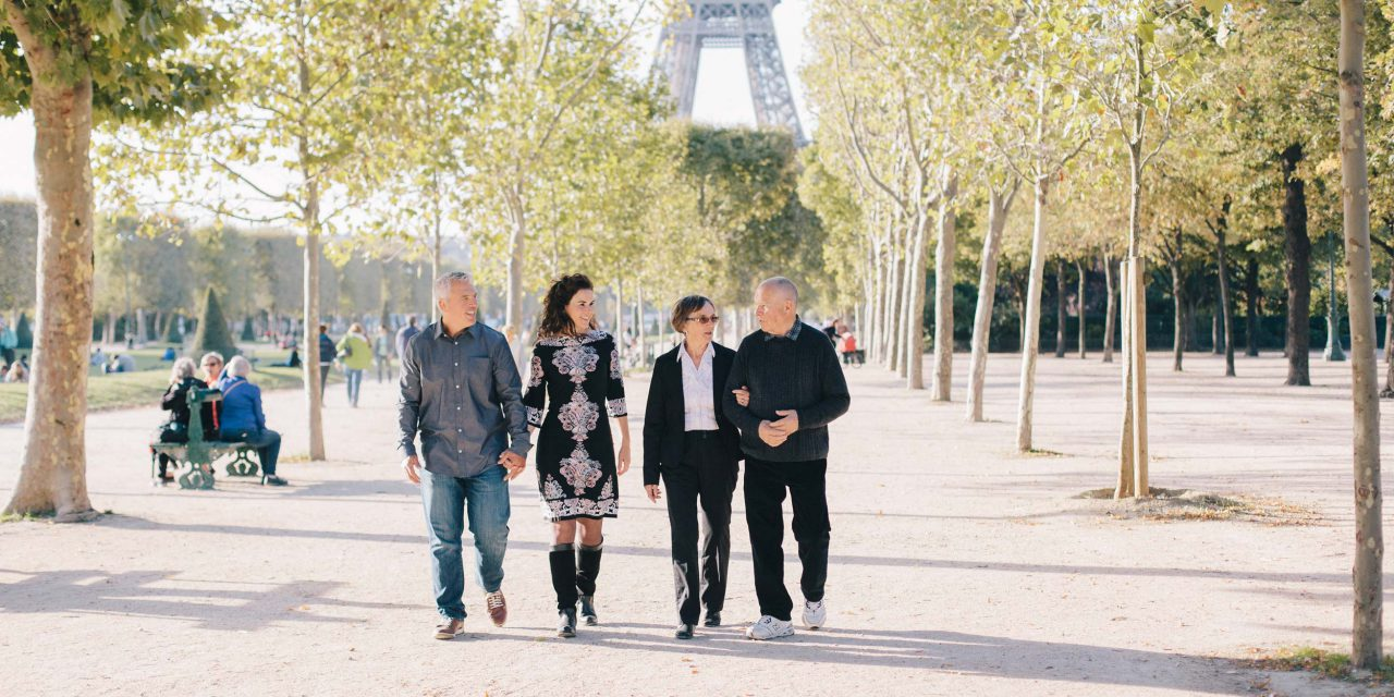 Exploring Family Roots in France