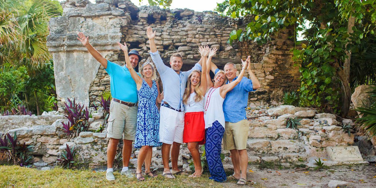 A Beachy Family Holiday