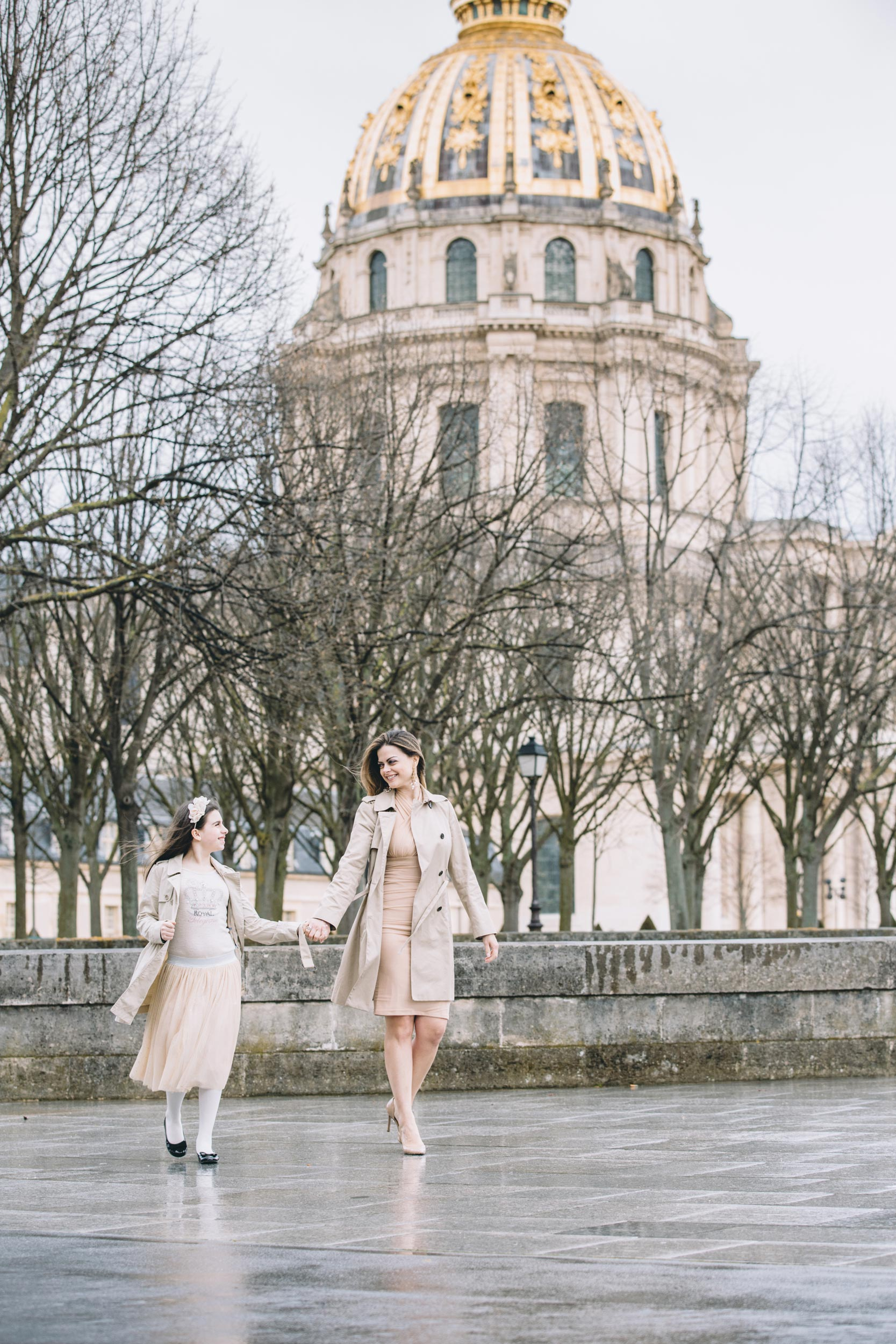 Flytographer:  Olga in Paris