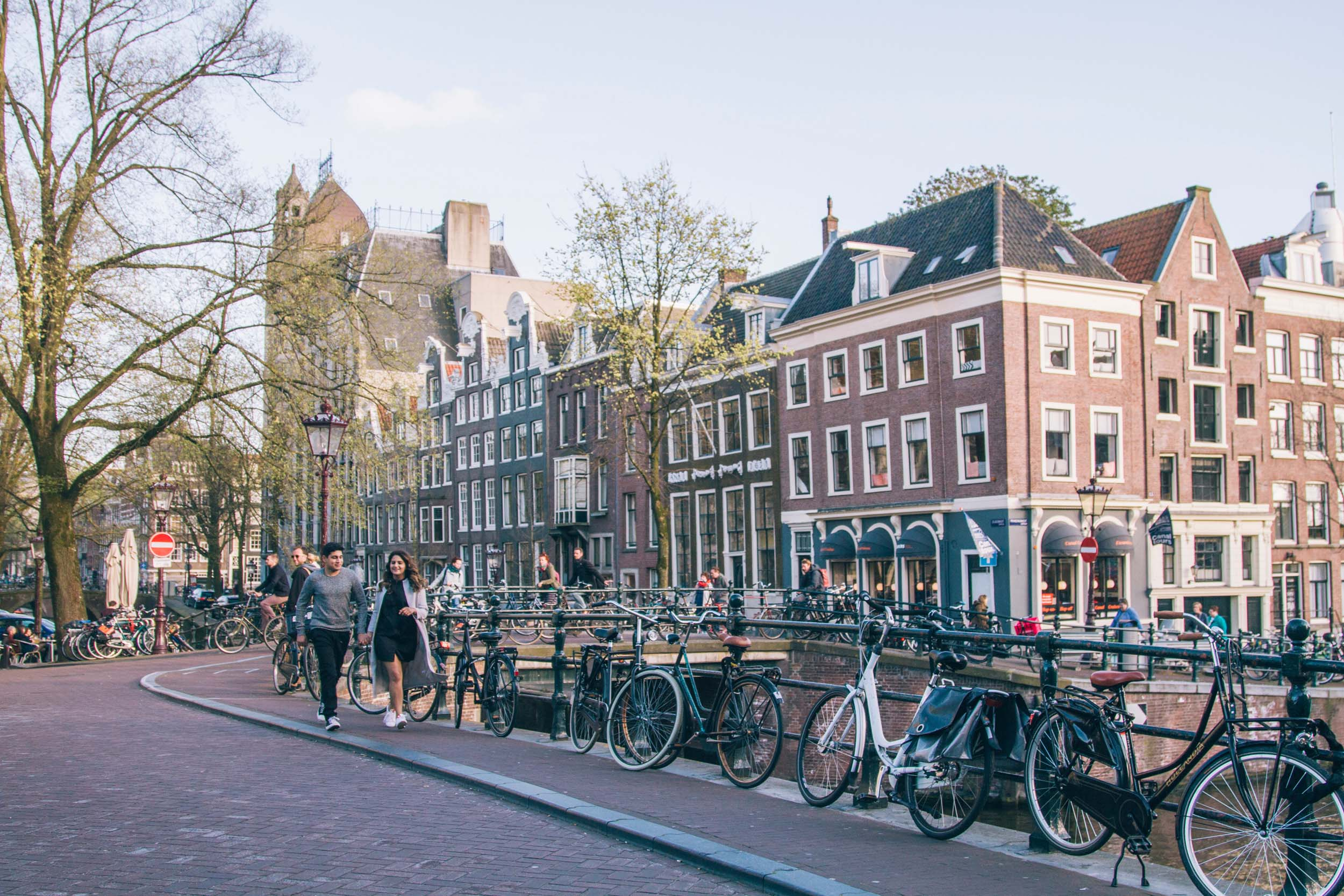 Flytographer:  Tania in Amsterdam