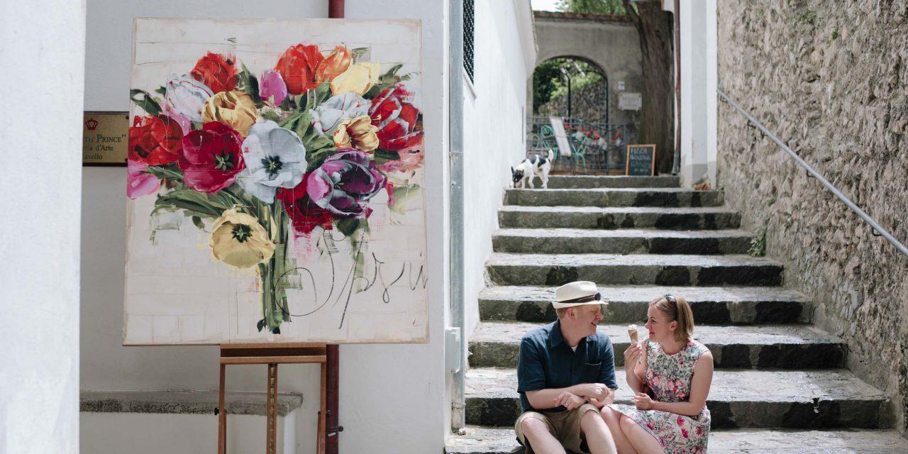 An Amalfi Coast Anniversary Trip