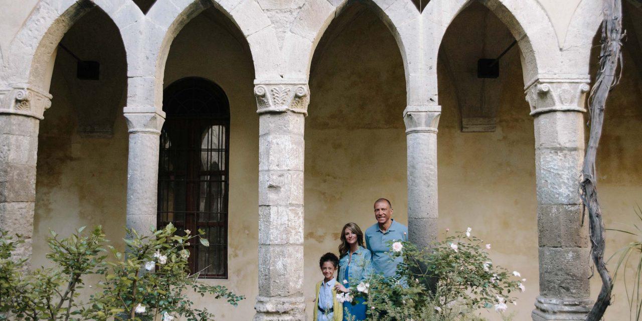 Family Fun in Italy