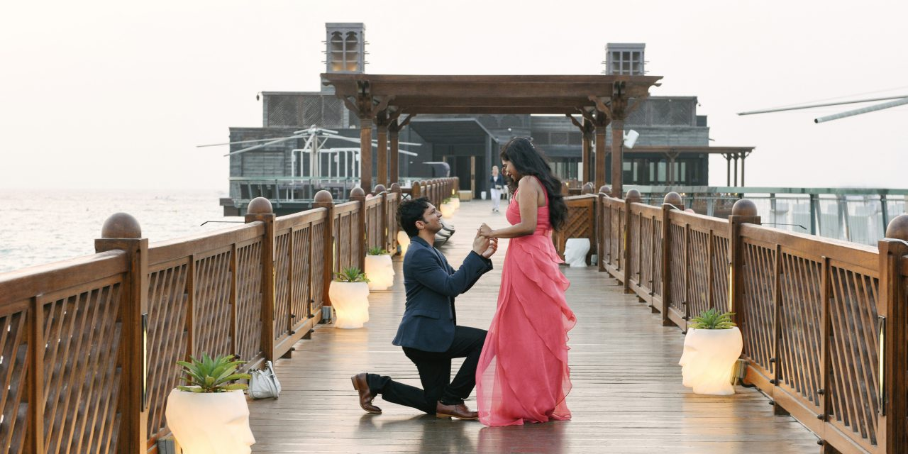 An Epic Dubai Proposal