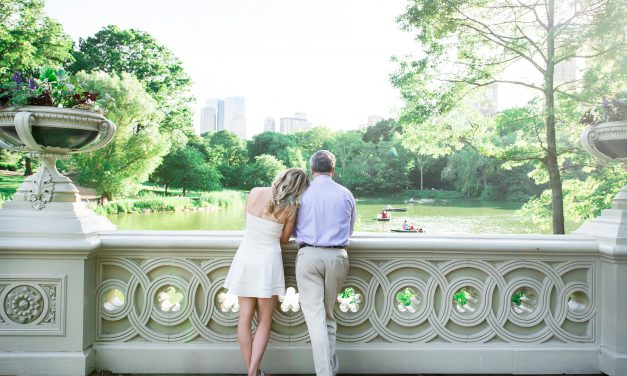 Capturing Father-Daughter Memories in Central Park