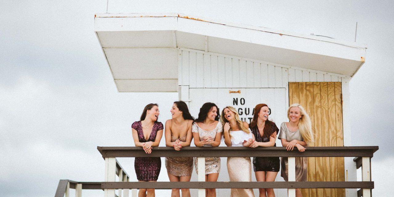 A Sparkling Miami Beach Bachelorette Party