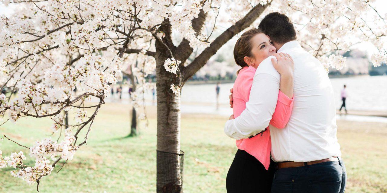 A Picture Perfect Washington D.C. Proposal