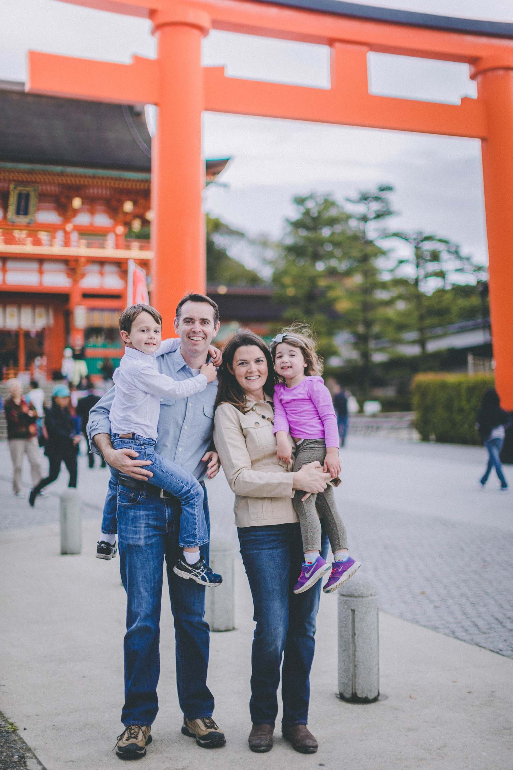 Flytographer:  Lucas in Kyoto