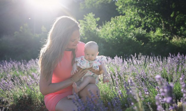 A Mother and Daughter Share the Simple Joy of Travel in Provence