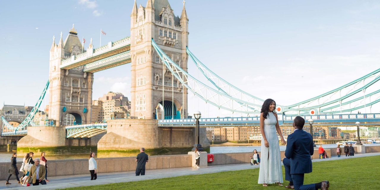How to Plan the Perfect London Proposal