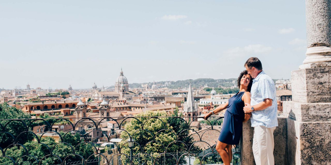 A Beautiful Italian Honeymoon Rich With History