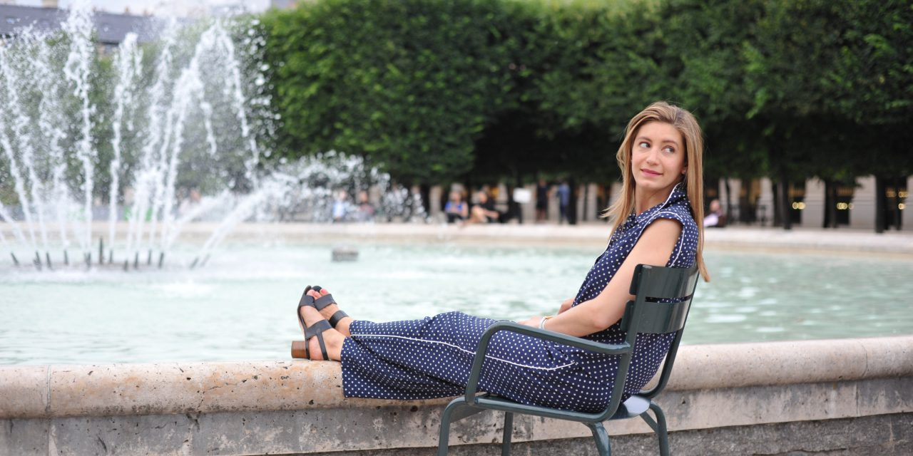 A Luxury Designer Finds Inspiration in the Simple Beauty of Paris