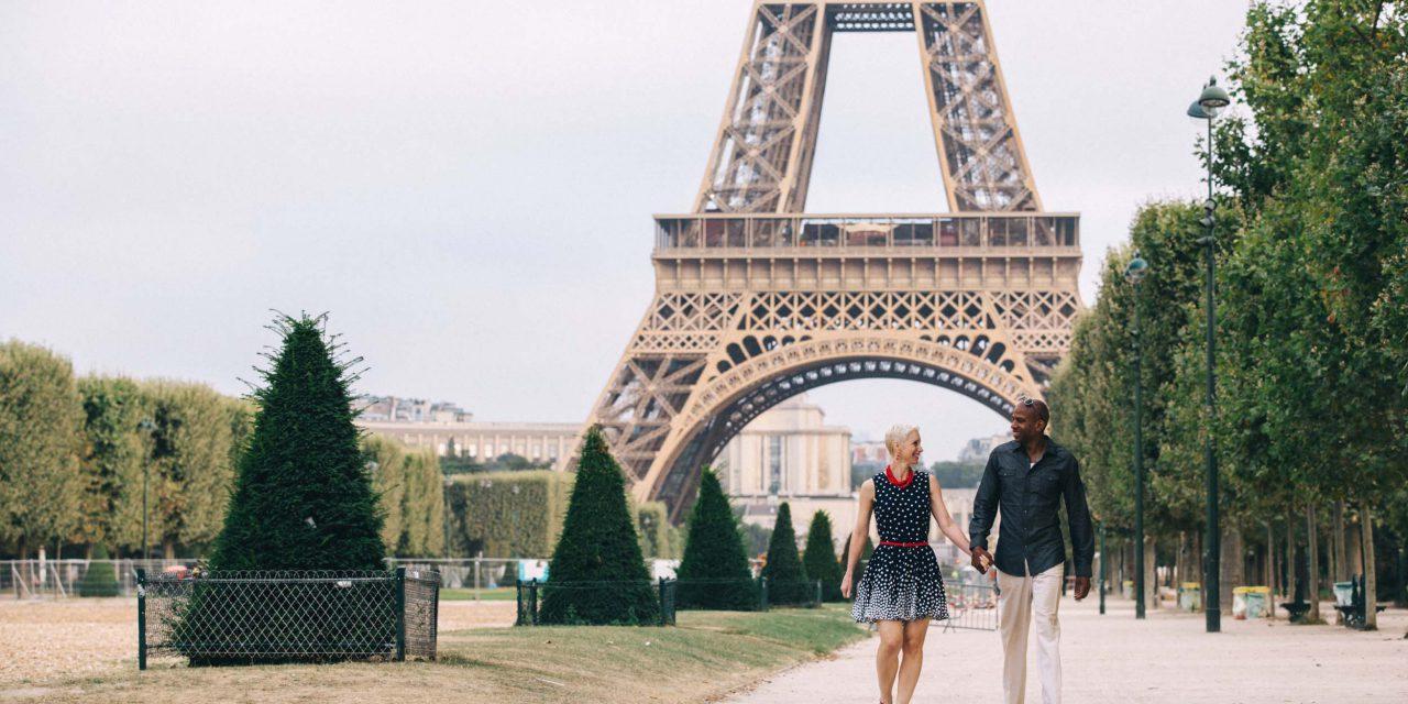 Ringing in a Milestone Birthday in Paris