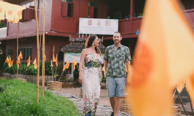 A Honeymoon Spent at Home in Chiang Mai