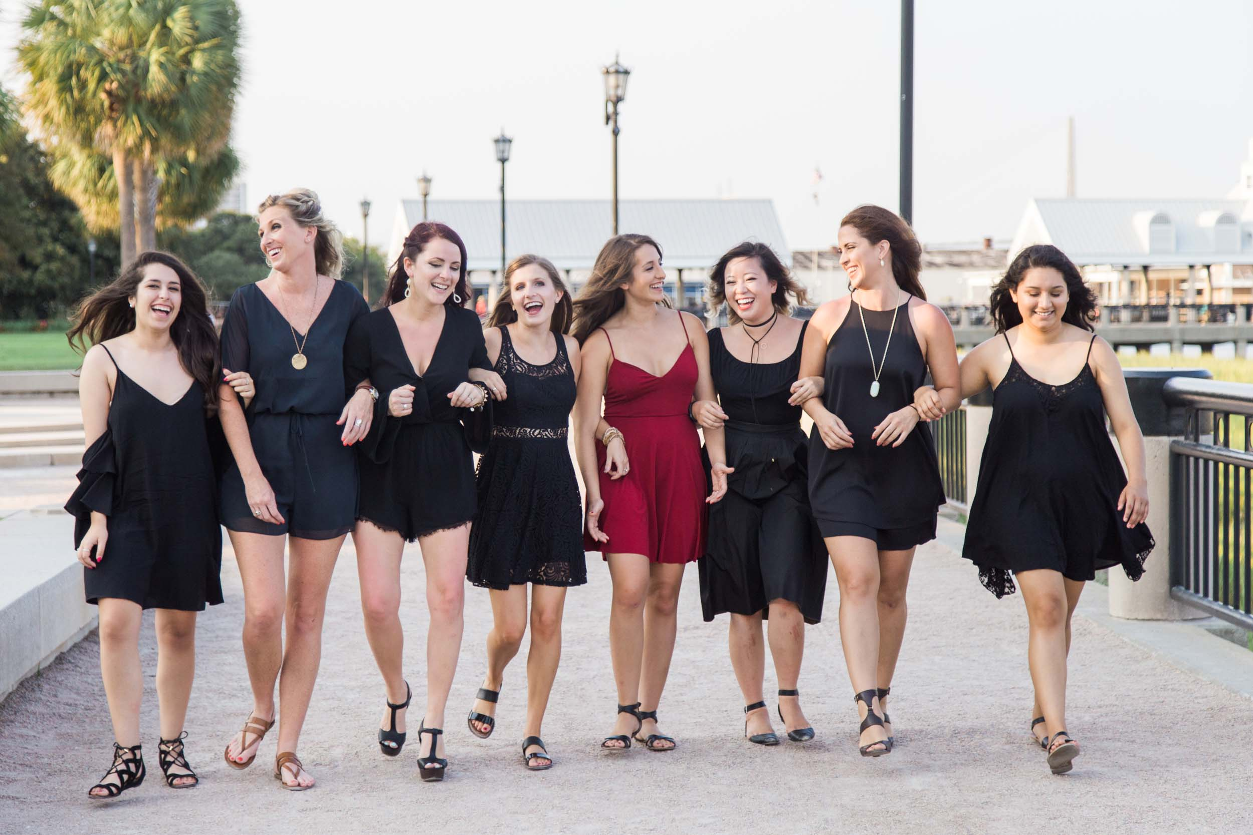 """f08e5d8783a6 """"We planned a SURPRISE bachelorette party for Sofia to celebrate the last  month before her upcoming wedding. She had no idea where we were going  until a few ..."""