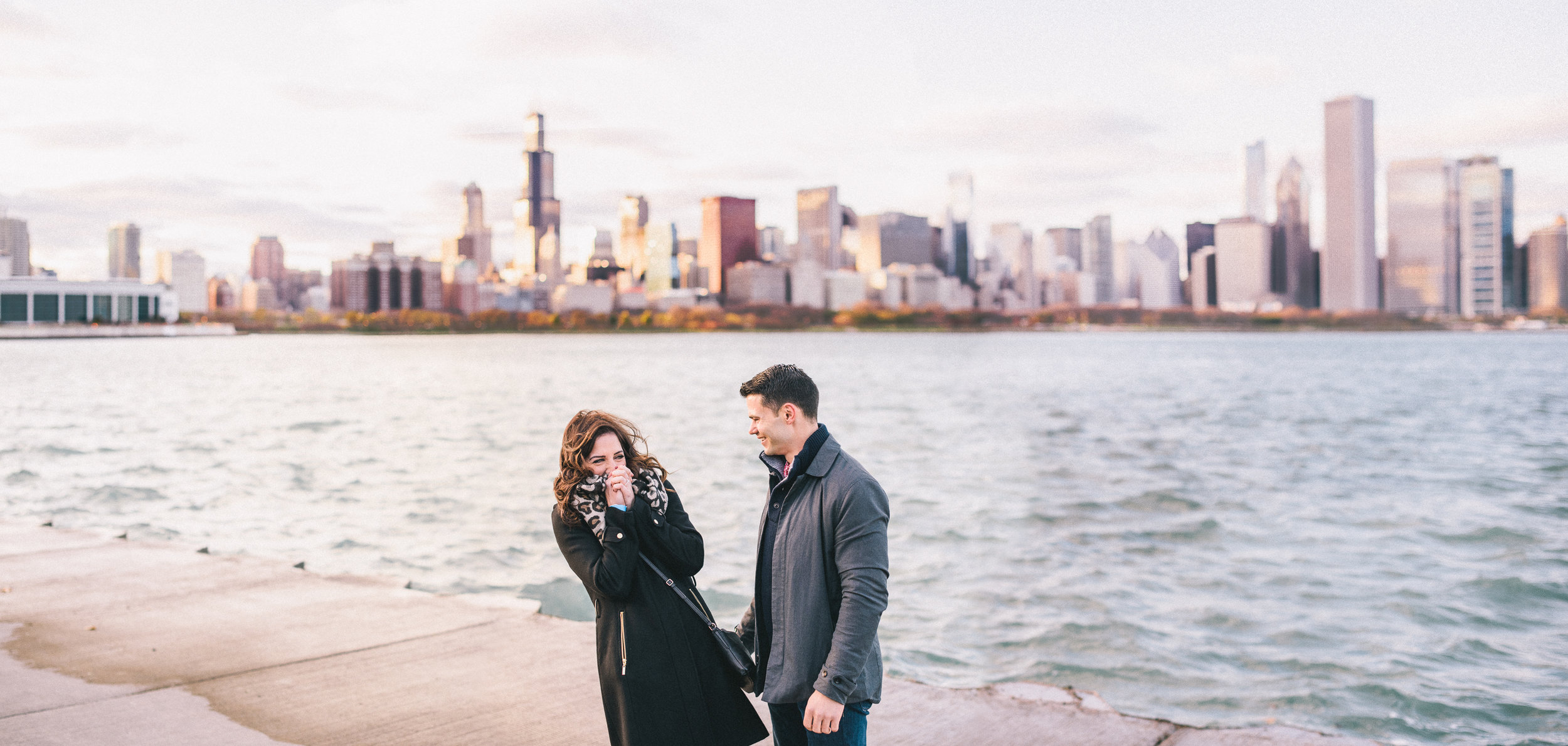 Joe in Chicago for Flytographer