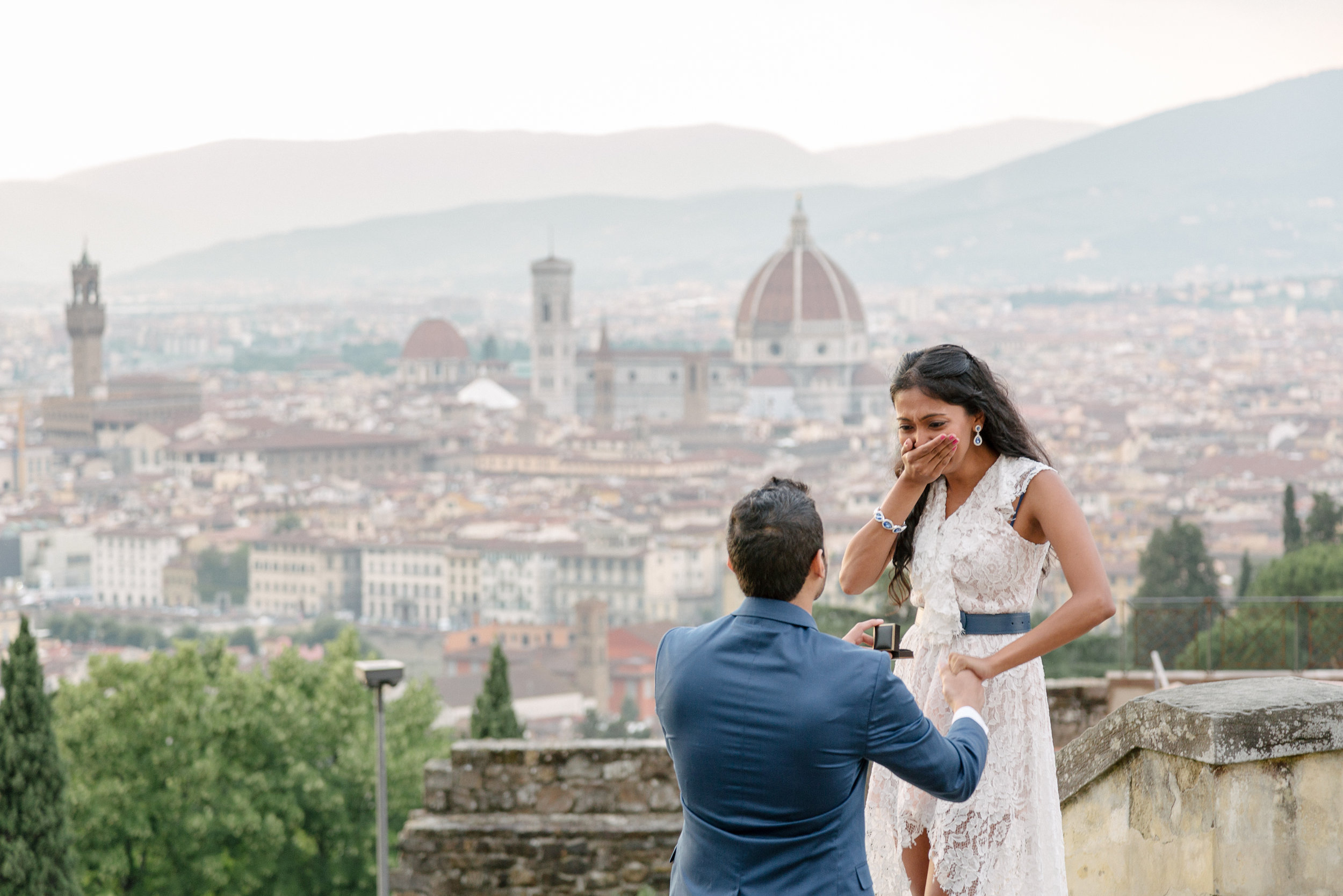 Emma in Florence for Flytographer
