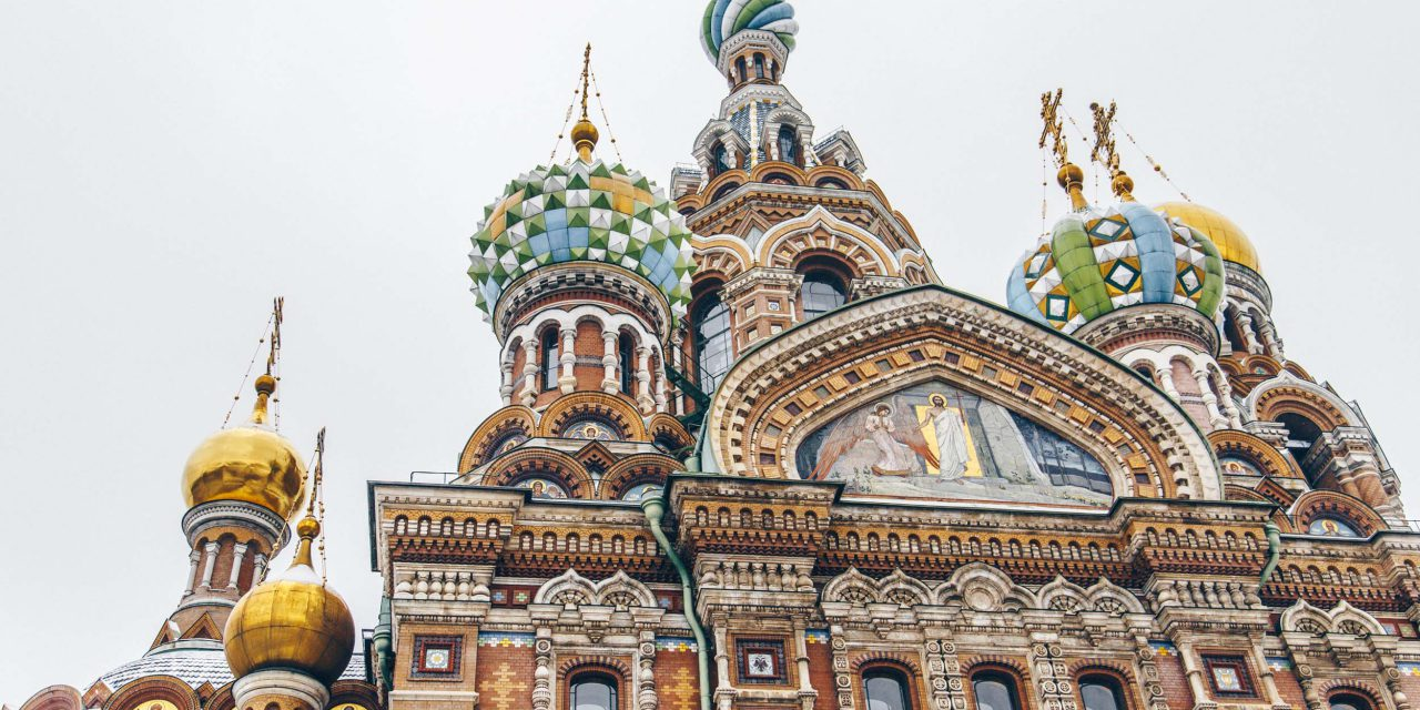 Flytographer's Local Guide: What to Eat, See & Do in St. Petersburg