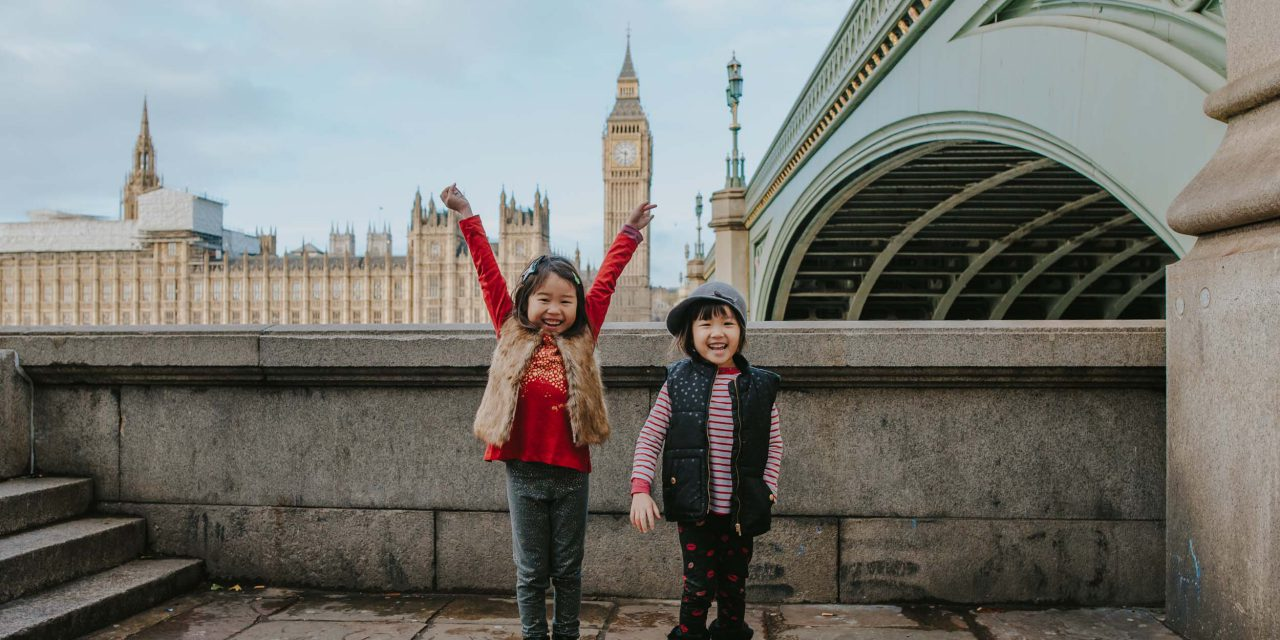 10 Things to Do with Your Kids in London
