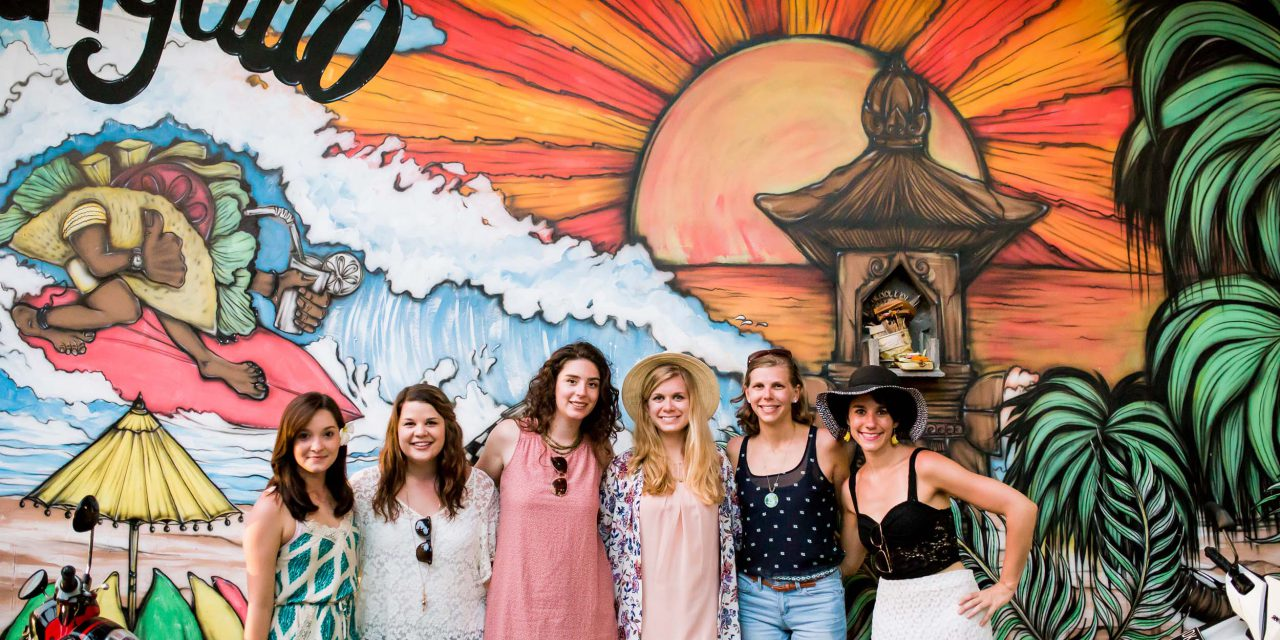 A Once-in-a-Lifetime Girlfriends Trip to Bali
