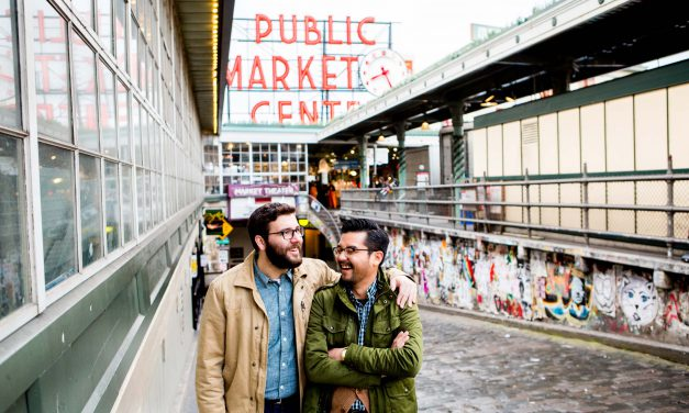 Exploring Seattle's Pike Place Market