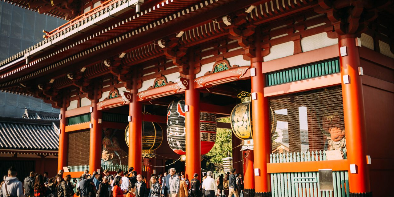 Izumi's Guide to Tokyo's Asakusa District