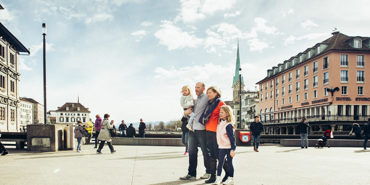 Flytographer Veronika's Family Guide to Zurich