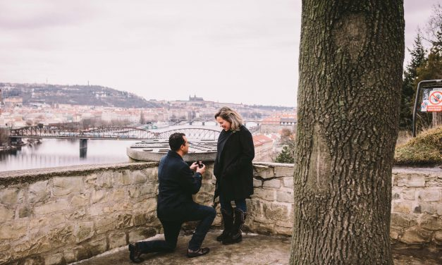Proposing Again After 18 Years