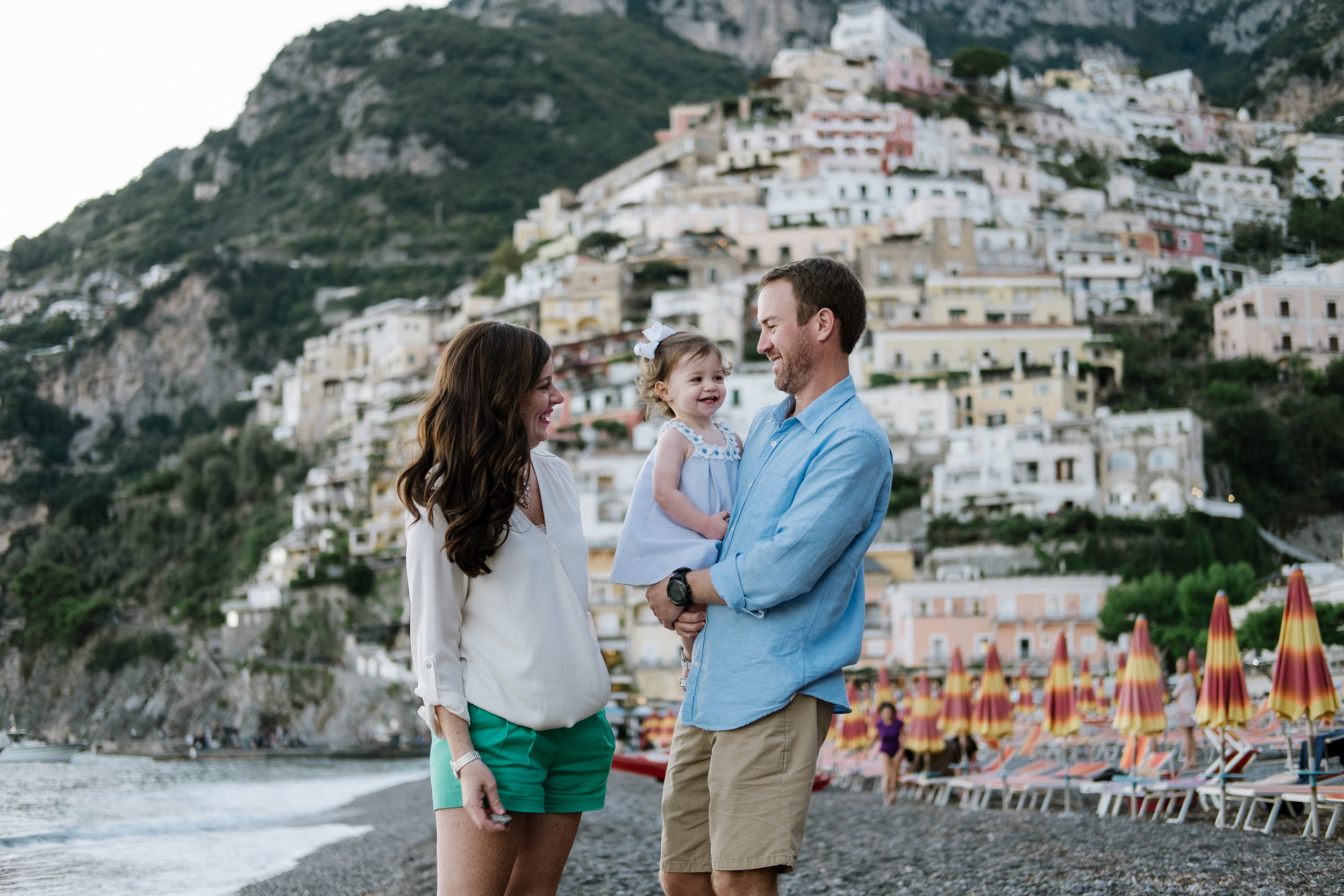 Flytographers Mary and Maurizio in Amalfi Coast