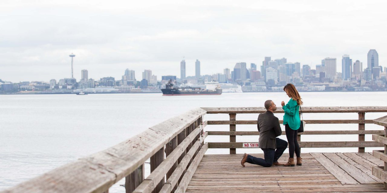 Why Seattle Is the Perfect Proposal Destination