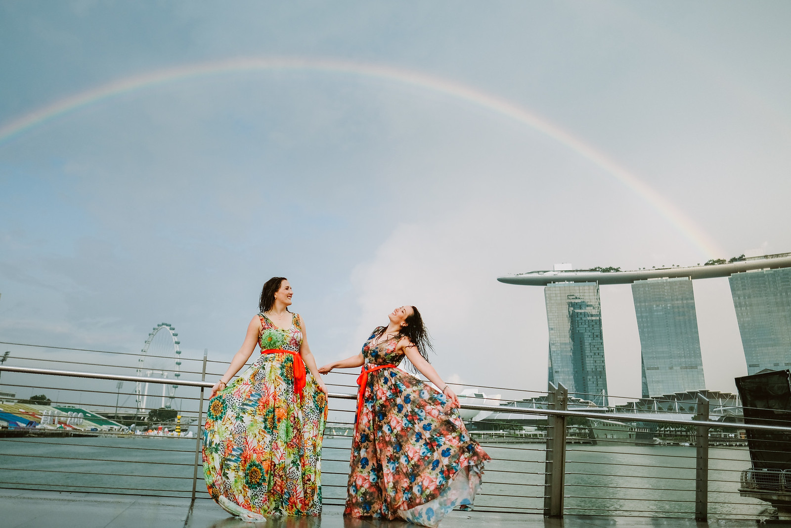 Flytographer: Kelly in Singapore