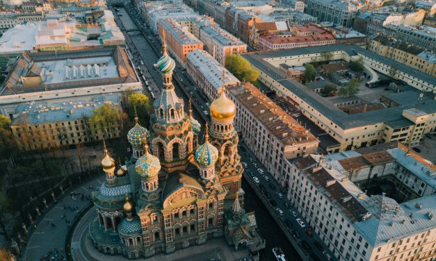 Photographer Q&A Series: Kate in St. Petersburg