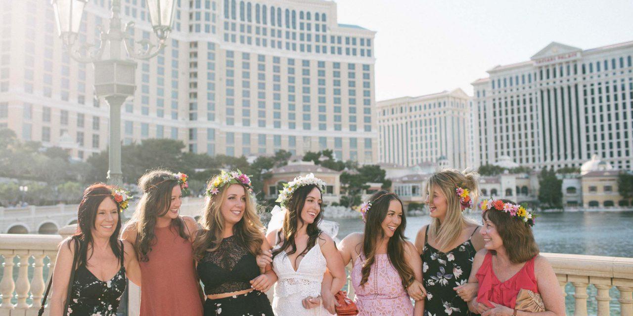 Capturing the Excitement of a Las Vegas Bachelorette Bash