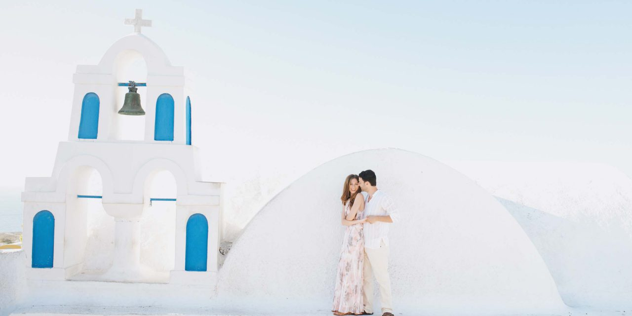 How to Honeymoon in Santorini