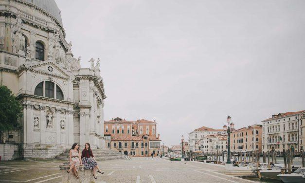 A Post-Graduation Celebration in Venice