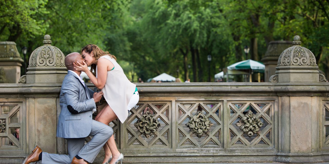 50 Surprise Proposals in NYC to Inspire Your Engagement in the Big Apple