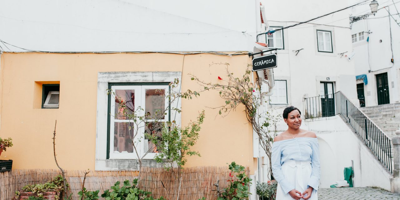 Introducing the Traveller of the Week: Louisa in Lisbon