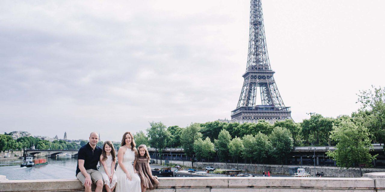 A Double Birthday Dream Comes True in Paris
