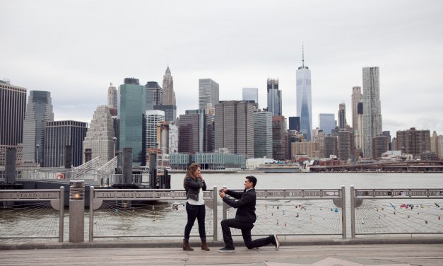 The Best Places to Propose in New York City