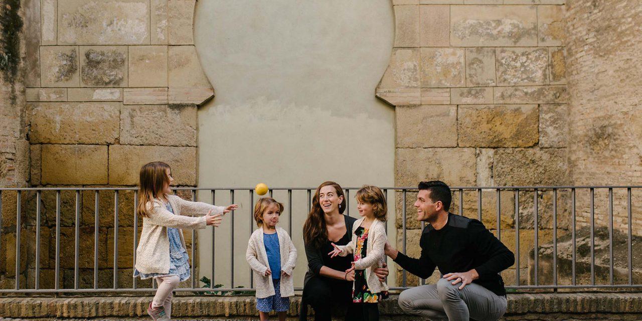Traveller of the Week: The McCracken Family