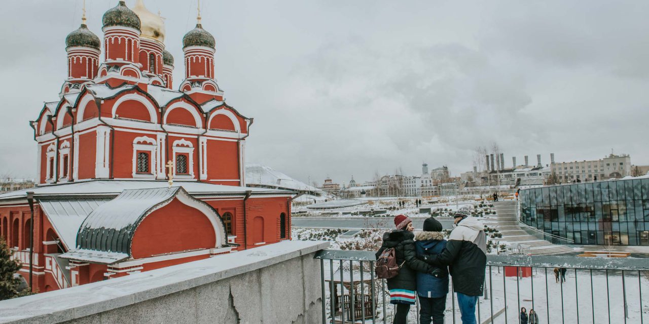 From Russia With Love: What to Eat, See and Do in Moscow
