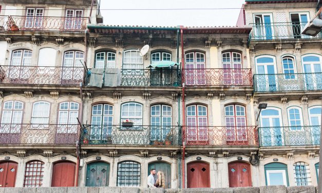 An Unexpected Love Affair with Porto