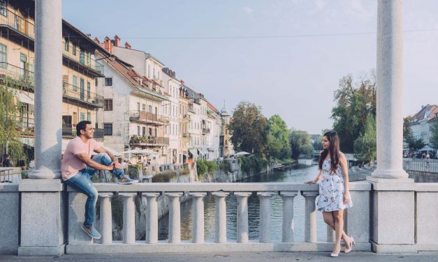 Flytographer Officially Launches in Ljubljana, Slovenia